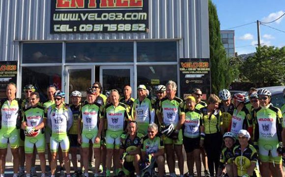 Tenues Sanary Cyclo Sports