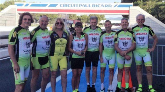 Souvenir circuit Paul Ricard août 2017