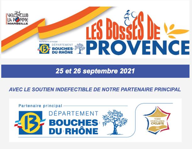 les Bosses de Provence 26 septembre 2021